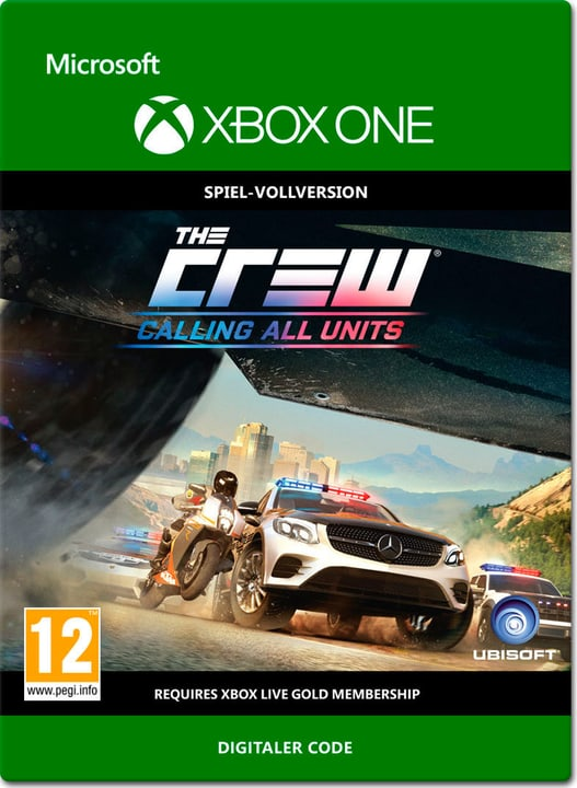 Xbox One - The Crew: Calling All Units Download (ESD) 785300137291 Photo no. 1