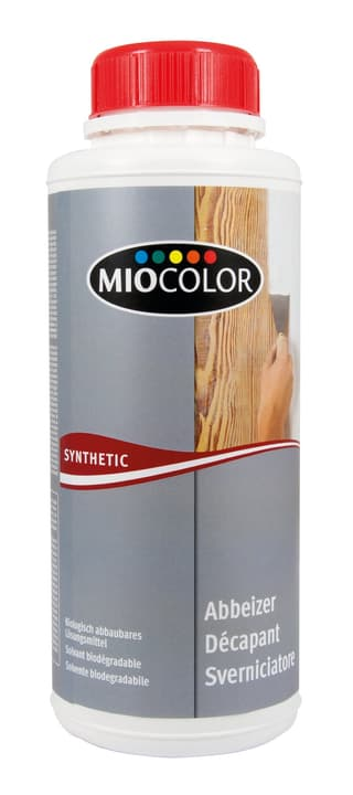Sverniciatore Incolore Miocolor 661417700000 N. figura 1