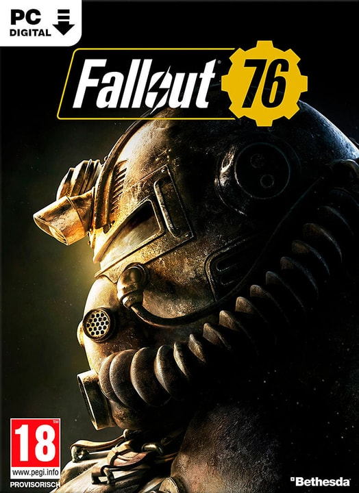 PC - Fallout 76 Download (ESD) 785300143866 Photo no. 1
