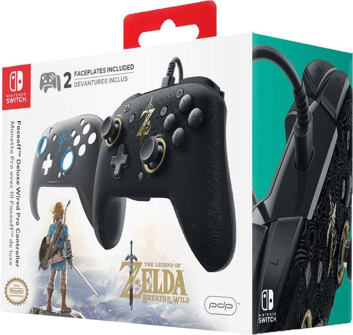 Faceoff Deluxe Controller Zelda Game Controller Pdp 785300143024 Bild Nr. 1