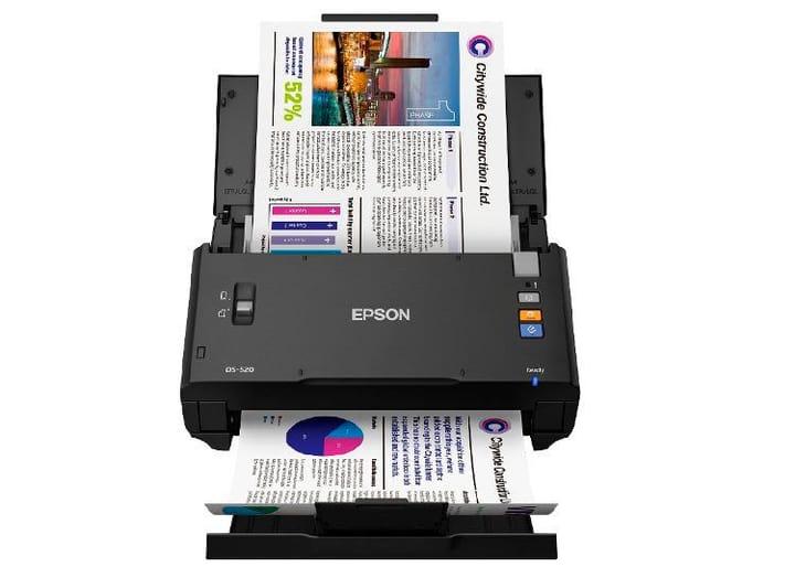 WorkForce DS-520 Scanner de documents A4 Epson 785300124981 Photo no. 1