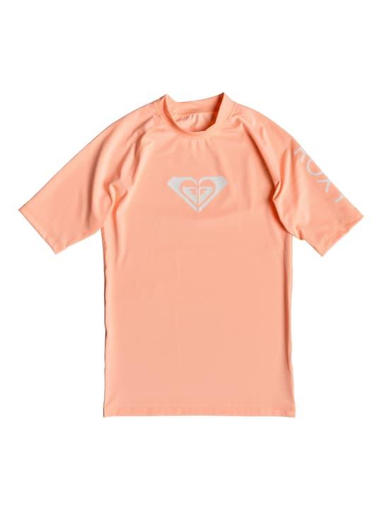 Wholehearted UVP Shirt pour femme Roxy 463141800352 Colore salmone Taglie S N. figura 1