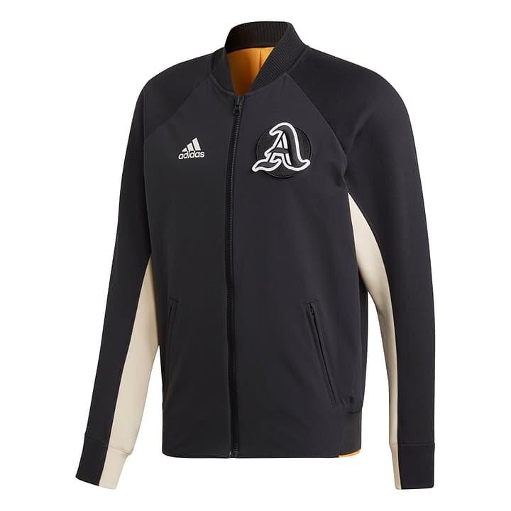 VRCT JACKET Veste pour hommes Adidas 464236300320 Couleur noir Taille S Photo no. 1