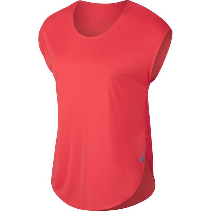 Mile Short-Sleeve Running Top Damen-T-Shirt Nike 470176700357 Farbe koralle Grösse S Bild-Nr. 1