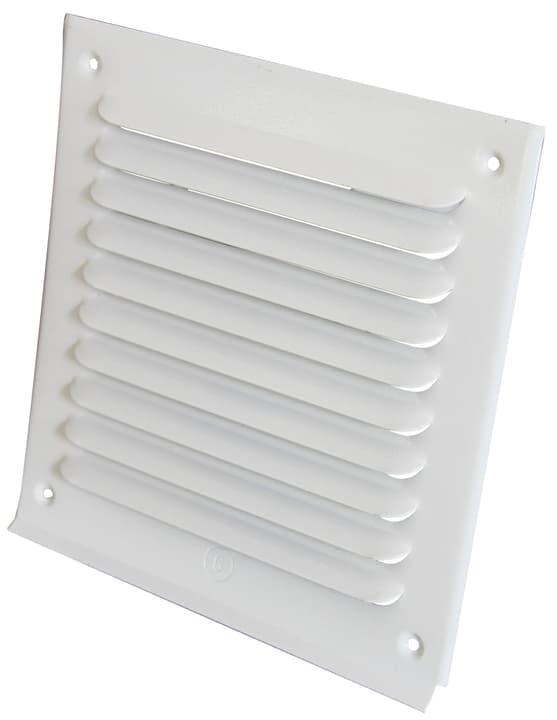 Wetterschutzgitter ohne Fliegengitter Suprex 678030000000 Farbe Weiss Anmerkung 180 x 180 mm Bild Nr. 1