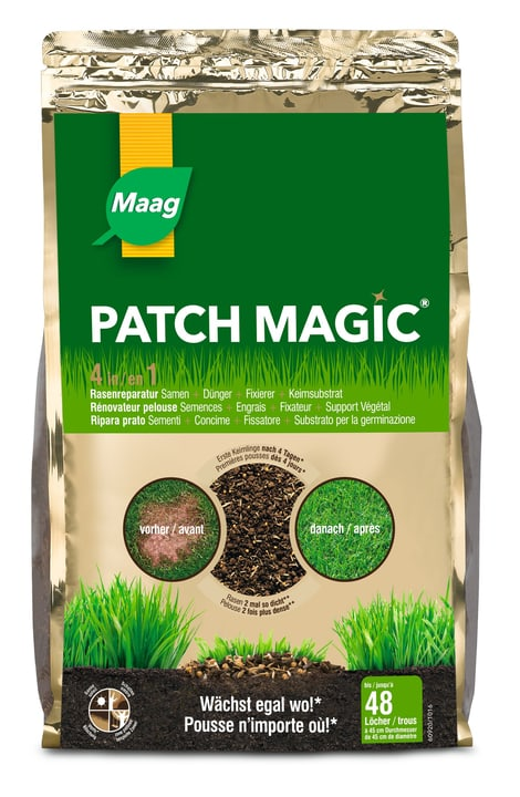 Patch Magic, 3,6 kg Maag 659208900000 Bild Nr. 1