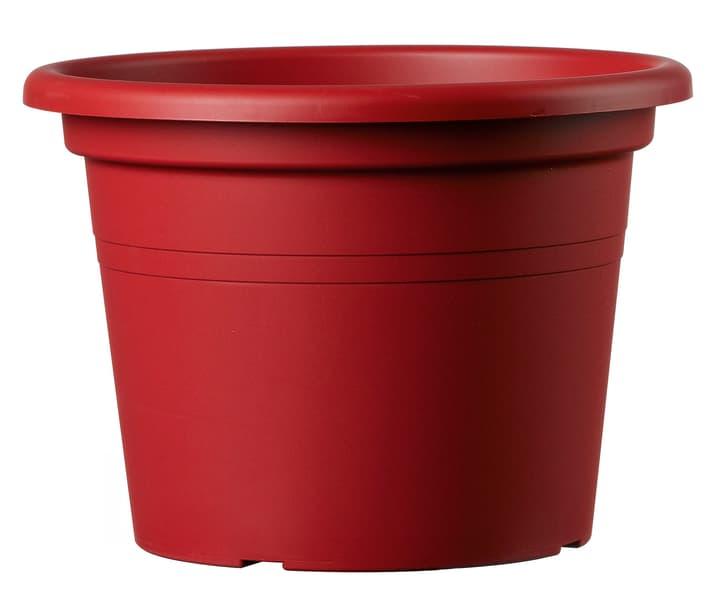 Vaso da fiori Farnese Deroma 658708300000 Taglio ø: 30.0 cm x A: 21.2 cm Colore Rosso N. figura 1