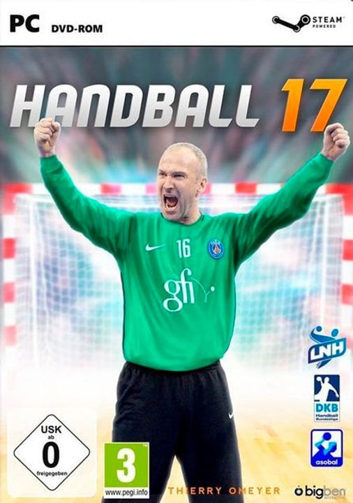 PC - Handball 17 Box 785300128222 Bild Nr. 1