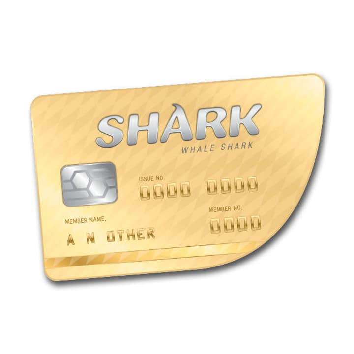 PC - Grand Theft Auto Online Whale Shark Cash Card Digitale (ESD) 785300133677 N. figura 1