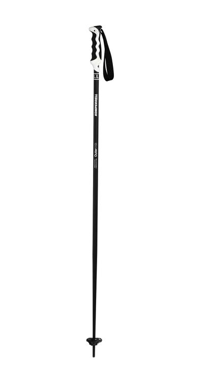 Outer Limit Erwachsenen-Skistock Komperdell 493922313520 Länge 135 Farbe schwarz Bild Nr. 1