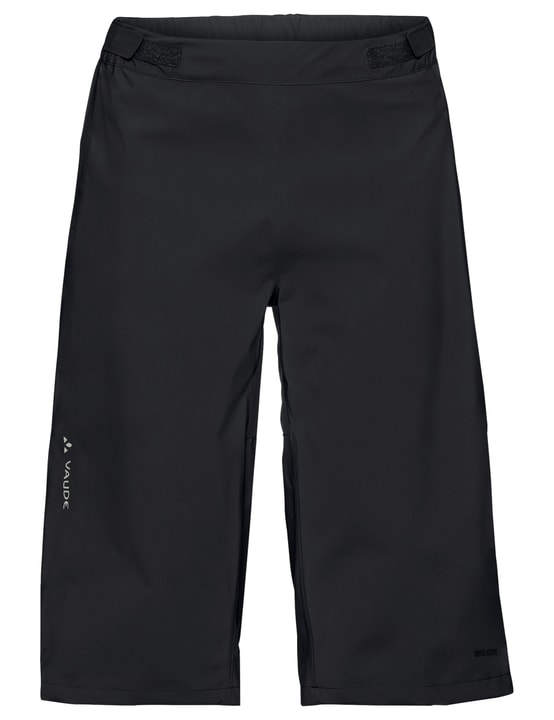 Men's Moab Rain Shorts Short pour homme Vaude 461353300520 Couleur noir Taille L Photo no. 1