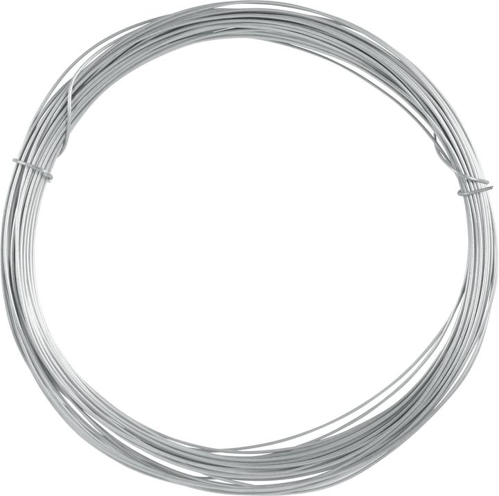 20 m zincato Filo da giardino Windhager 631187500000 N. figura 1
