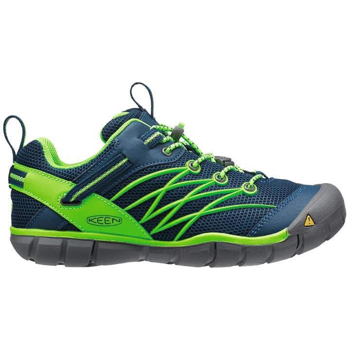 Chandler CNX Chaussures polyvalentes pour enfant Keen 460855935040 Couleur bleu Taille 35 Photo no. 1