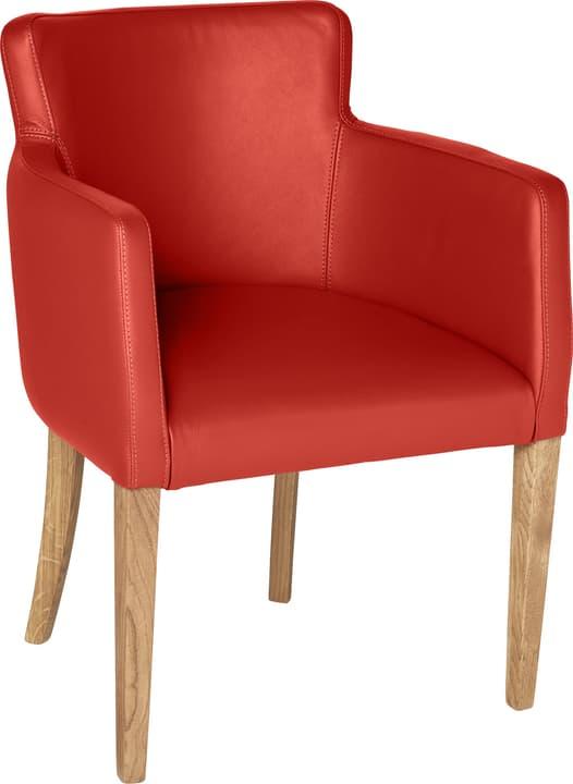 MORISANO Stuhl 402358300030 Grösse B: 56.0 cm x T: 46.0 cm x H: 79.0 cm Farbe Rot Bild Nr. 1