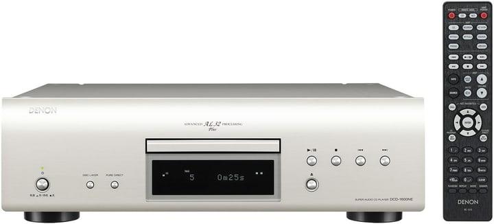 DCD-1600NE - Argento CD-Player Denon 785300145339 N. figura 1