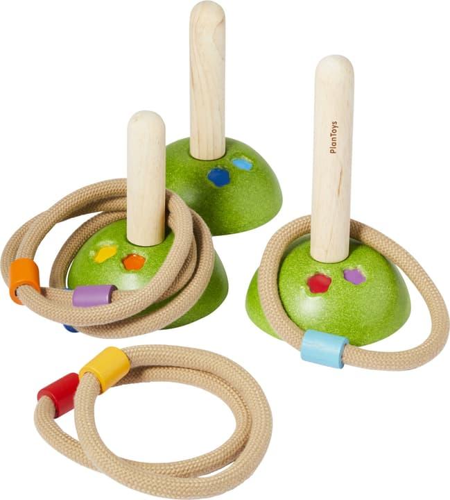 SPIEL Ringwurfspiel Plan Toys 404735000000 Bild Nr. 1