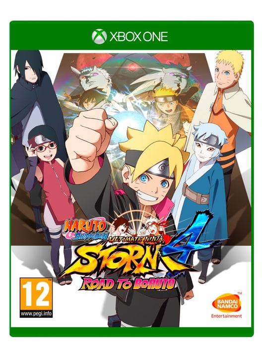 Xbox One - Naruto Ultimate Ninja Storm 4: Road to Boruto (GOTY) Box 785300121514 Photo no. 1