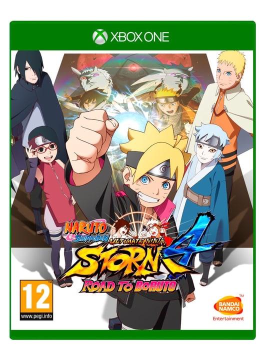 Xbox One - Naruto Ultimate Ninja Storm 4: Road to Boruto (GOTY) 785300121512 N. figura 1