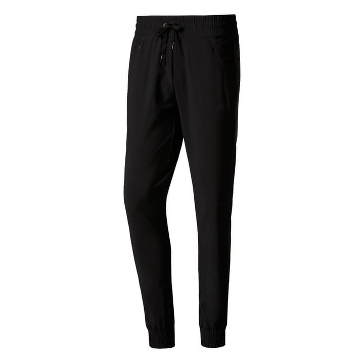PERF PT WOVEN Pantalone da donna Adidas 460975700520 Colore nero Taglie L N. figura 1