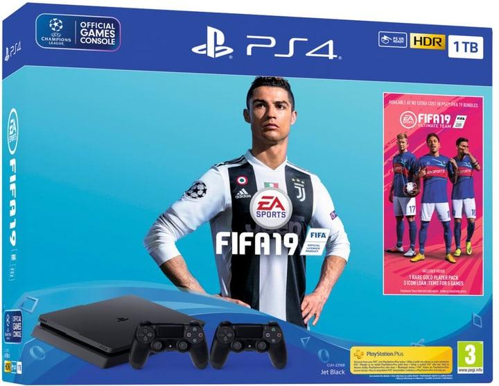 PlayStation 4 Slim 1TB FIFA 19 Bundle Sony 785439200000 Bild Nr. 1