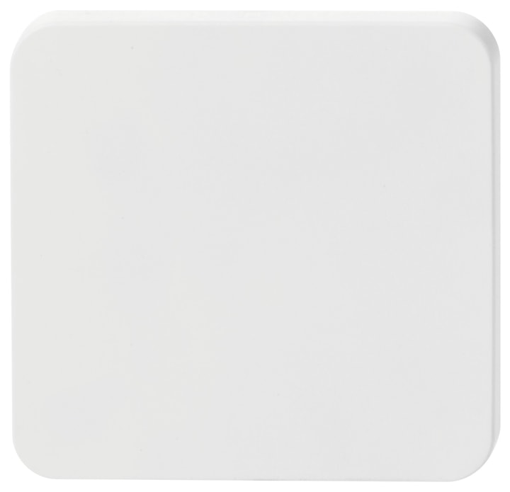 Frontplatte blind Mica for you 612137300000 Bild Nr. 1