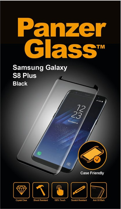 Case Friendly Screen Protector Schutzfolie Panzerglass 798616300000 Bild Nr. 1