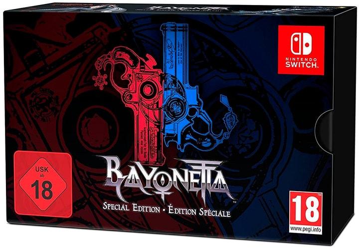 Switch - Bayonetta 2 - Special Edition 785300131876 Photo no. 1