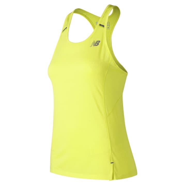 NB ICE 2.0 TANK Haut pour femme New Balance 470155300251 Couleur jaune claire Taille XS Photo no. 1
