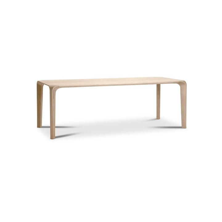 FLOW Table 366029924303 Dimensions L: 200.0 cm x P: 95.0 cm x H: 75.0 cm Couleur Frêne Photo no. 1