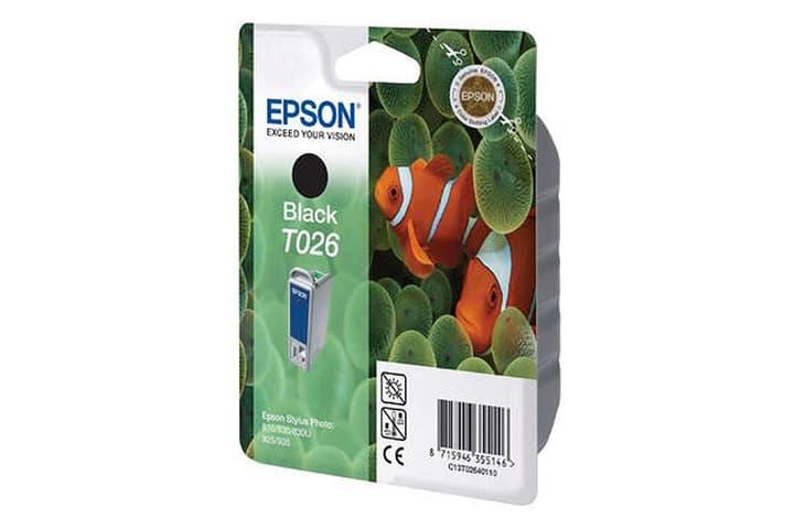 T026401 black Tintenpatrone Epson 797400800000 Bild Nr. 1