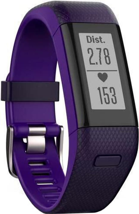 Vivosmart HR+ GPS - violet Garmin 785300125480 Photo no. 1