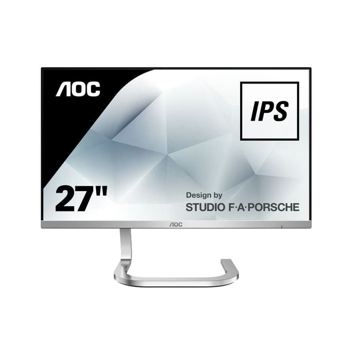"Porsche Design 27"" PDS271 schermo Monitor AOC 785300128829 N. figura 1"