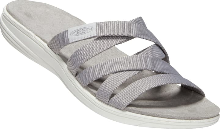 Damaya Sporty Slide Sandales pour femme Keen 493449941080 Couleur gris Taille 41 Photo no. 1