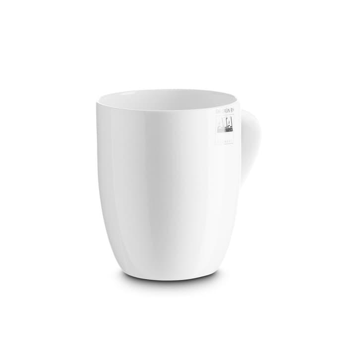 A TABLE Tazza ASA 393003137543 Dimensioni L: 8.5 cm x P: 8.5 cm x A: 9.0 cm Colore Bianco N. figura 1