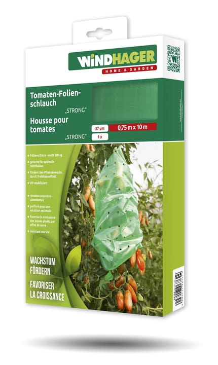 STRONG Protezione pomodori Foglio Windhager 631259900000 N. figura 1