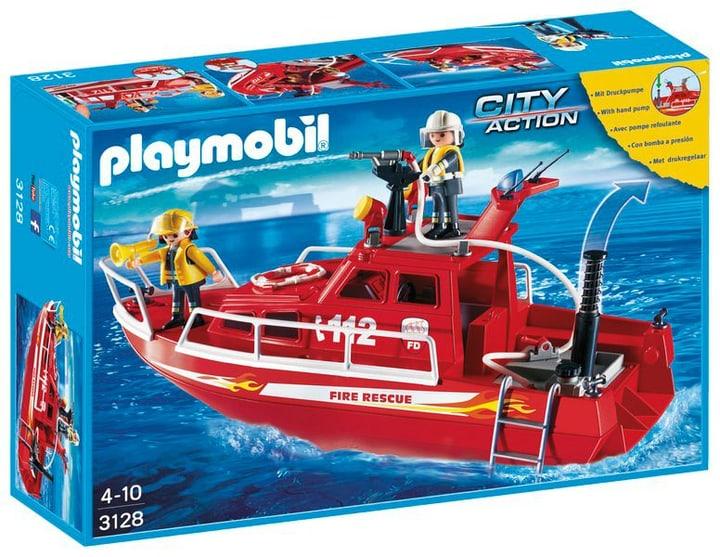 Playmobil City Action Pompiers sauveteurs / bateau 3128 746088900000 Photo no. 1