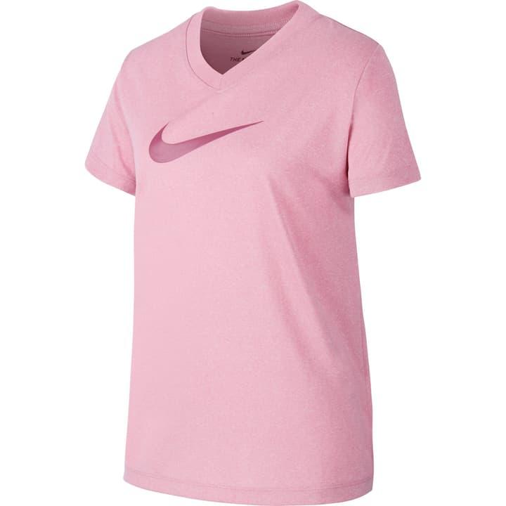 Nike Dri-Fit Mädchen-T-Shirt Nike 466975012837 Farbe fuchsia Grösse 128 Bild-Nr. 1