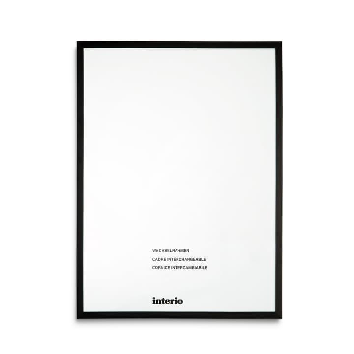 PANAMA Cornice 384002613700 Dimensioni quadro 50 x 70 Colore Nero N. figura 1