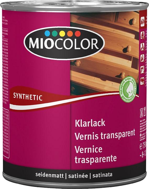 Synthetic Klarlack seidenmatt Farblos 750 ml Miocolor 661441500000 Farbe Farblos Inhalt 750.0 ml Bild Nr. 1