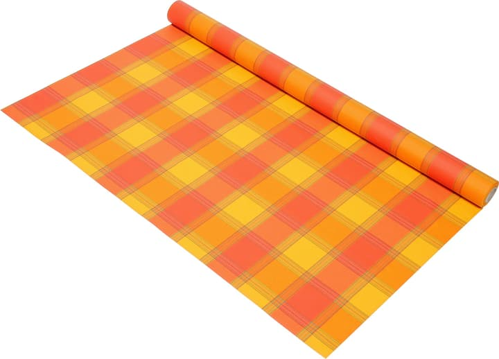 DIAMANT vendue au métre 450524963047 Couleur Jaune, Orange, Rouge Dimensions L: 140.0 cm Photo no. 1