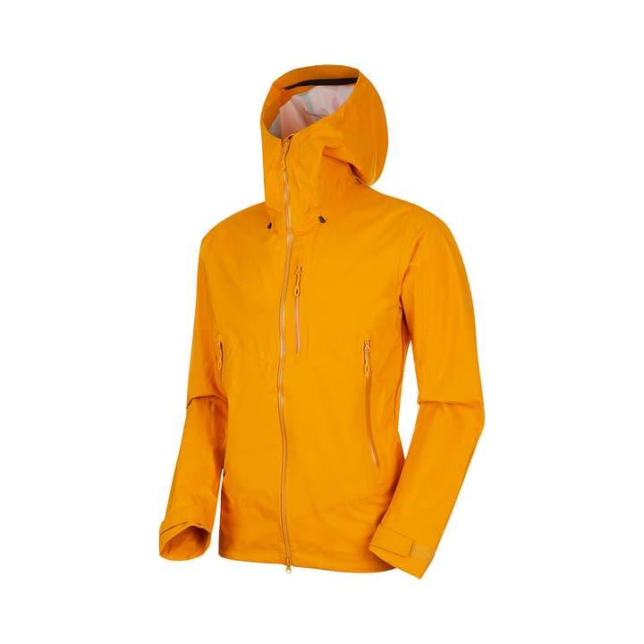 Kento Giacca da trekking da uomo Mammut 462760900353 Colore giallo scuro Taglie S N. figura 1