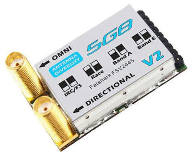 Récepteur FPV 5,8 GHz Diversity V2 Fatshark 785300132939 N. figura 1