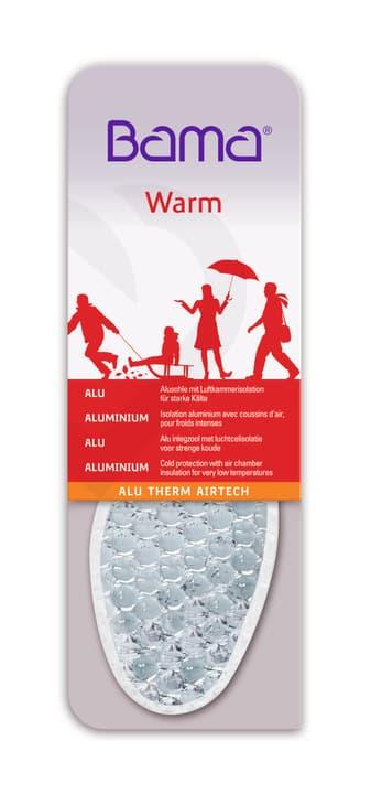 Alu Therm Airtech Wärmende Sohle Bama 499649841010 Farbe weiss Grösse 41 Bild-Nr. 1