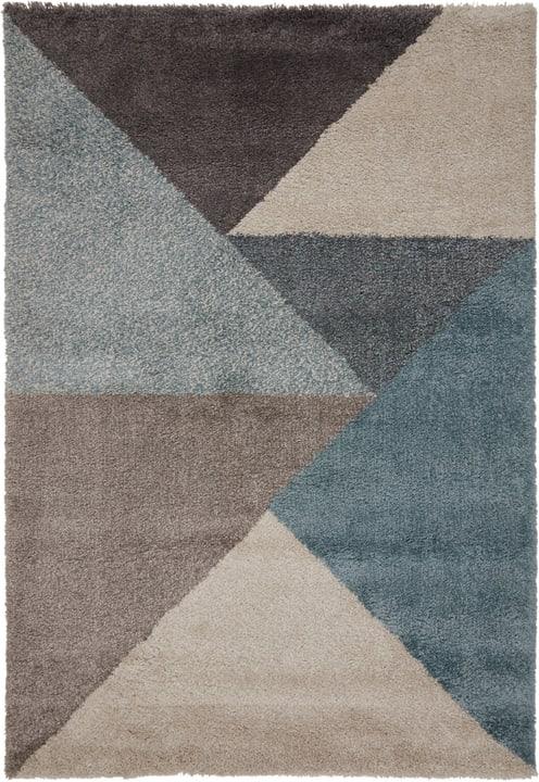 REBEKKA Teppich 412009916041 Farbe hellblau Grösse B: 160.0 cm x T: 230.0 cm Bild Nr. 1