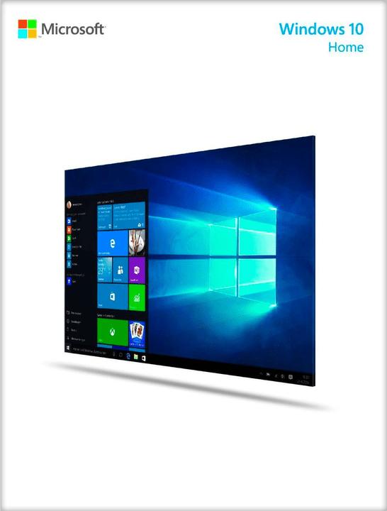PC - Windows 10 Home 32/64Bit Microsoft 785300120320 N. figura 1