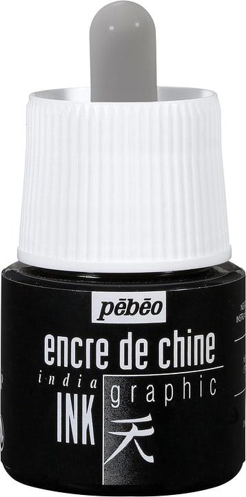 Encre de chine Inchiostro nero Pebeo 663511400000 N. figura 1