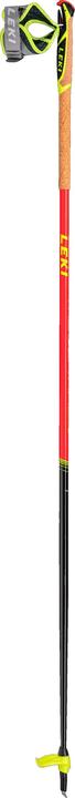 Mezza Race Bâton de randonnée Leki 462607411030 Couleur rouge Longueur 110 Photo no. 1