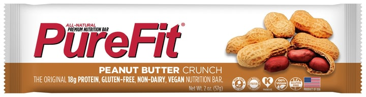 PUREFIT BAR BARRETTA Pure Fit 463022108800 Gusto Salty Peanut N. figura 1