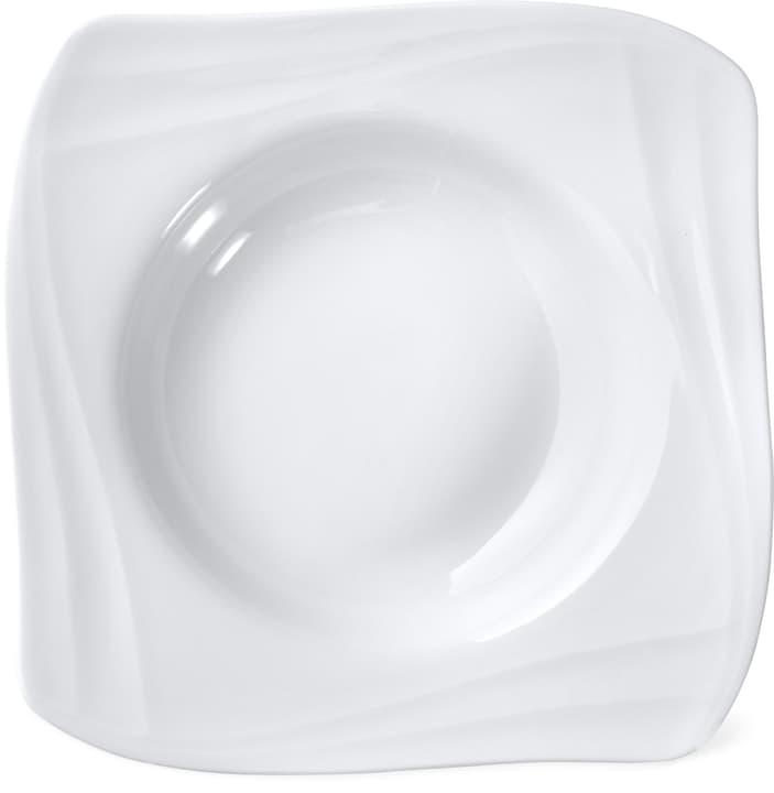 VANITY Suppenteller Teller Cucina & Tavola 700158900003 Farbe Weiss Grösse H: 4.4 cm Bild Nr. 1