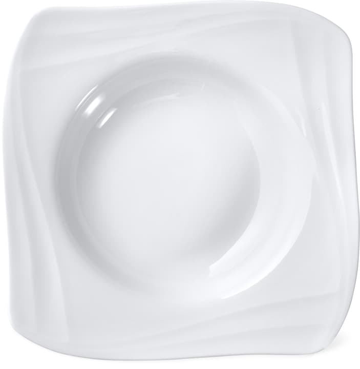 VANITY Assiette creuse Cucina & Tavola 700158900003 Couleur Blanc Dimensions H: 4.4 cm Photo no. 1